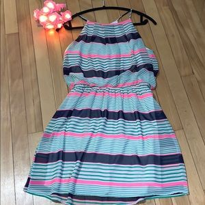 Steezyer Green and Pink sundress